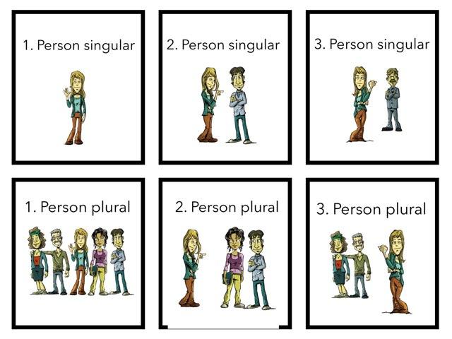 Verb Personalform by Kei shirato
