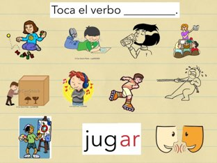 Verbos ar by Rosalva Correa
