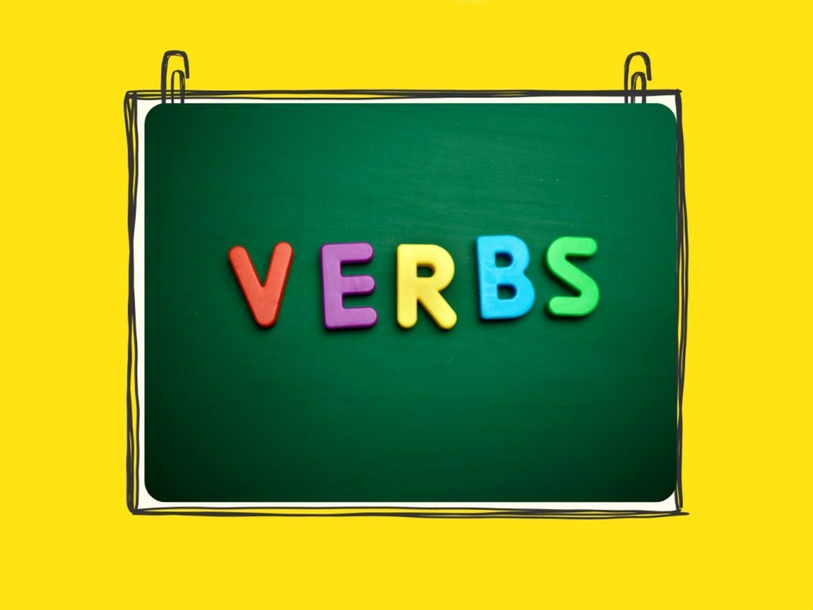 Verbs by Laura Trrns