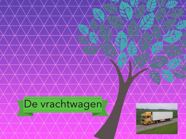 Verkeer Kleuters by Marjolein VIngerhoed
