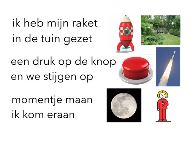 Versje Astronaut by Miranda Dijkstra
