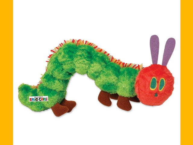 Very Hungry Caterpillar by Dina duffy