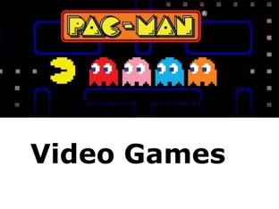 Video Games by Belinda Job