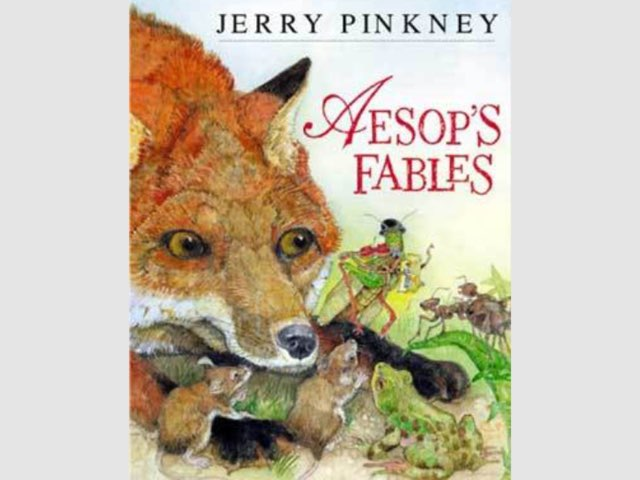 Video Of Aesops Fables by Cecillia Zhao