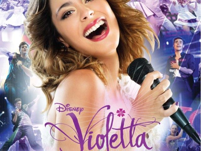 Violetta Concert by Estelle Dib