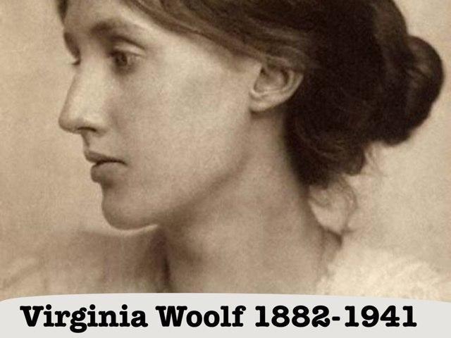 Virgnia Woolf by Tal Forkosh