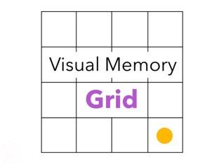 Visual Memory - Grid by Yogev Shelly
