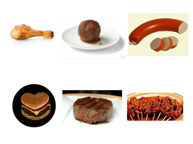 Vlees by Marieke Vaessen