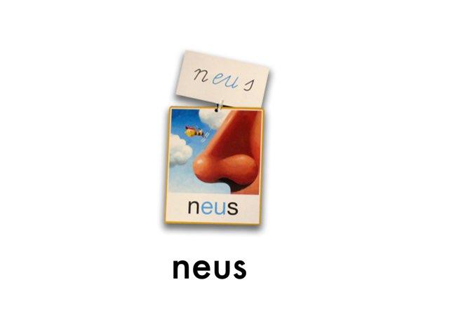 Vll Kern 2 Neus by Ellen heerink