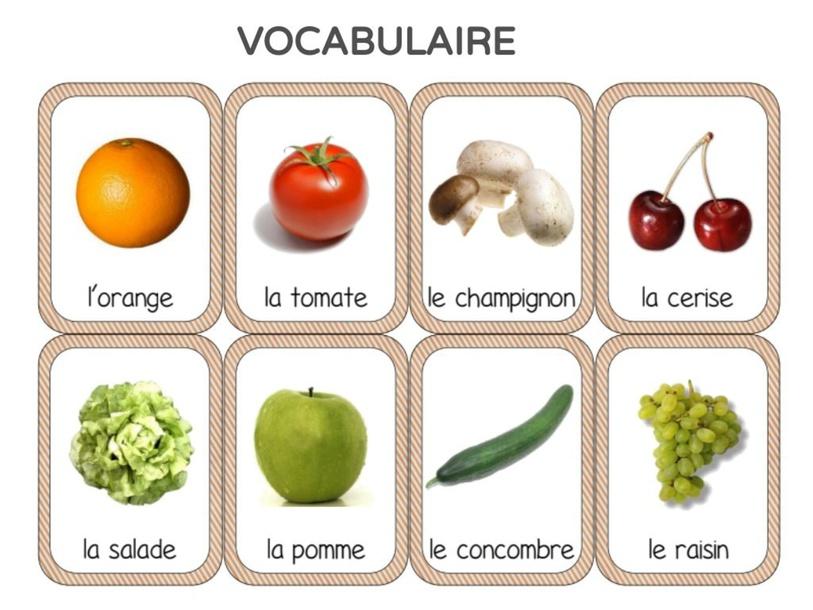 Vocabulaire et Phonologie 1 by UPE2A Prades