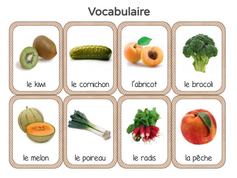 Vocabulaire et phonologie 2 by UPE2A Prades