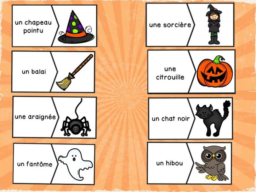 Vocabulaire partie 1 by Lisa Fisnot