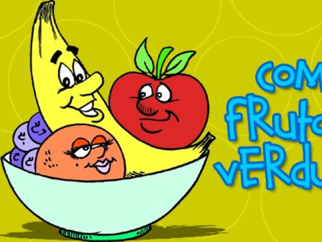 Vocabulario de los alimentos by Hilda Islandia