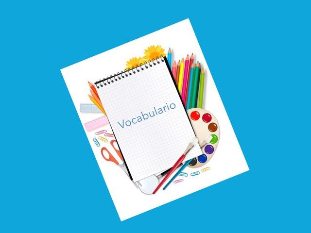 Vocabulario by Zoila Masaveu