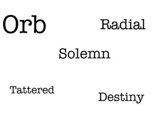 Vocabulary Game ( Charlottes Web) by Pallavi Dharmadhikari