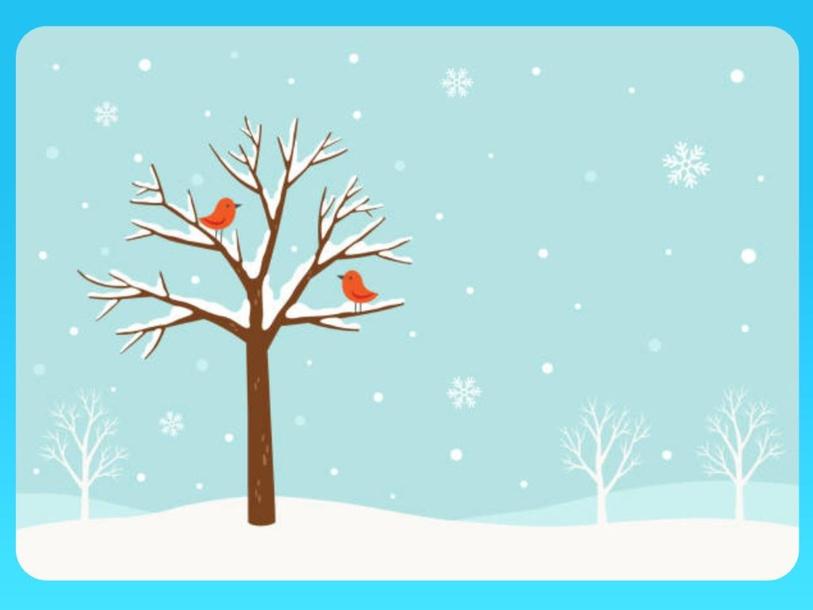 Vogels in de winter by Vera Lütfrenk