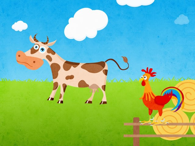 Vormen op de boerderij! by Sylvia de Vries