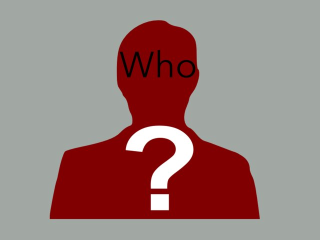 WHO Questions  by Kristin Benefield