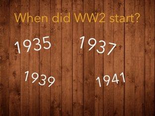 WW2 by Duncan Longberry