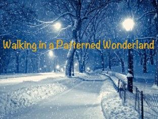 Walking In A Patterned Wonderland by Dianne Bacsik