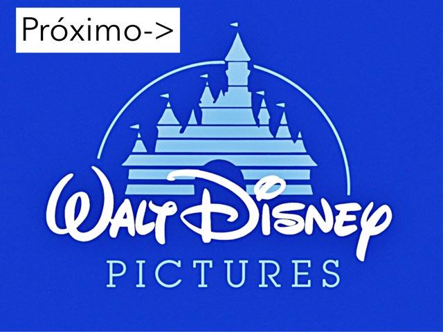 Walt Disney-Quiz by Camilly Rangel