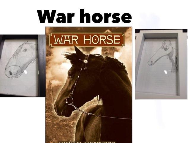 War Horse Billy Tyler by MRS MCINTOSH