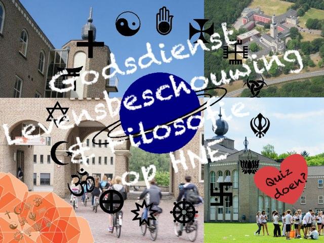 Wat weet je al Quiz Godsdienst by Caspar Middeldorp