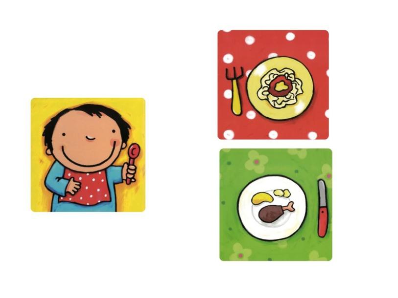 Wat eet je vandaag?  by Elke Fioole