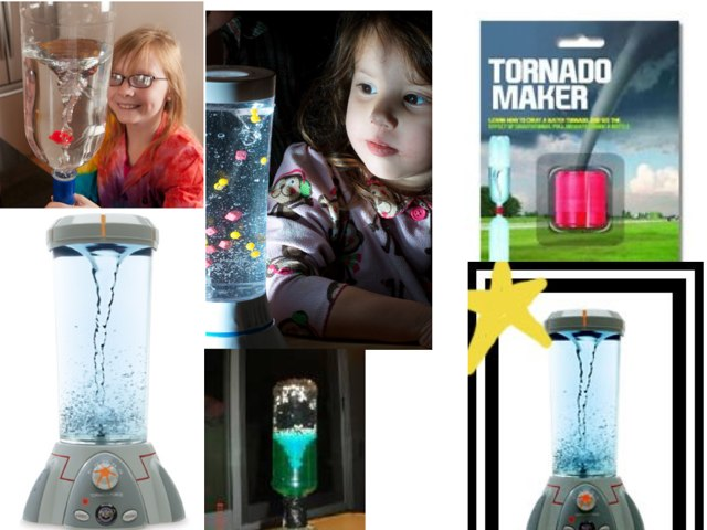 Water Tornados And Tornados by Jessica Watne