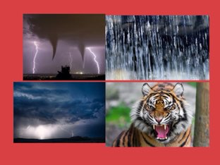 Weather vocabulary 3.4 by ELIZABETH HARTUNG