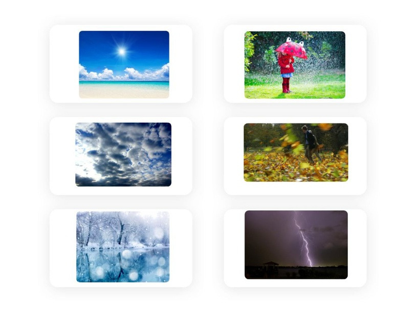 Weather by Evan Davis