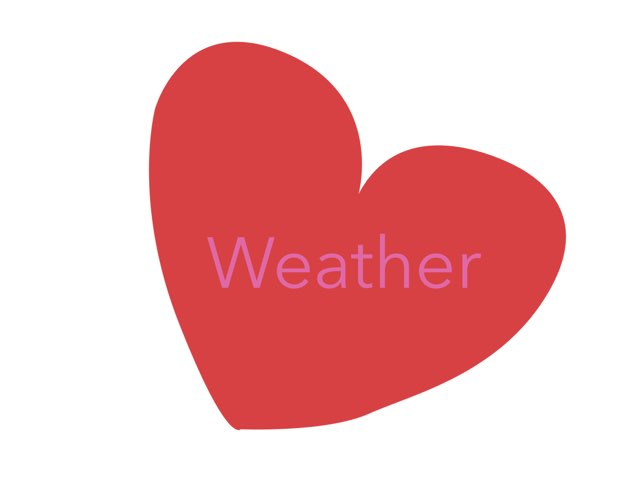 Weather by Melodi Kunn