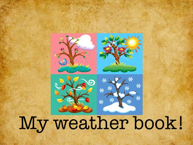 Weather by Kate Hamelin