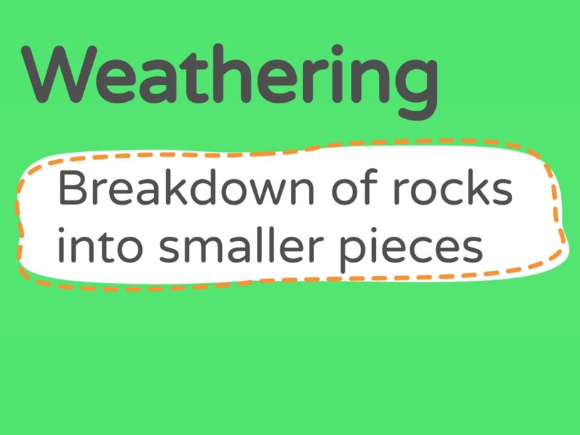 Weathering by Coach King