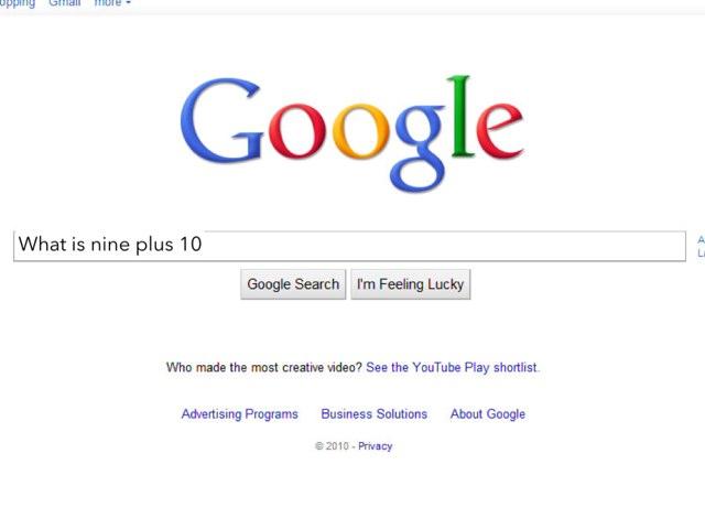 Weird Google  by mcpake family
