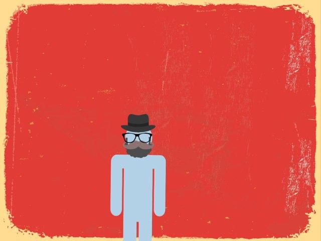 Weird Guy by Miss Doig