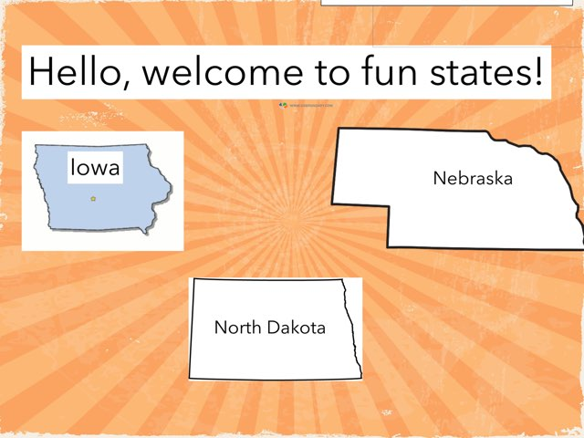 Welcome To The Fun States by Claire Mracek
