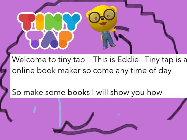 Welcome To Tiny Tap by Jessica Watne