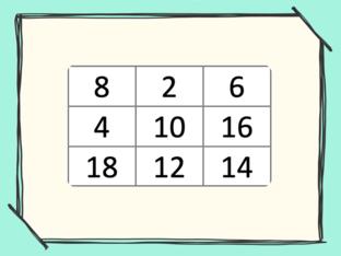 Welk antwoord mist? tafel van 2 by Ilja Jabroer