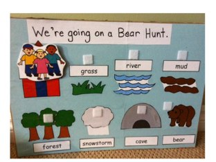 We're Going On A Bear Hunt by Gill Mcdonald