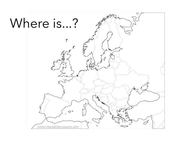 Western Europe by MS Holm