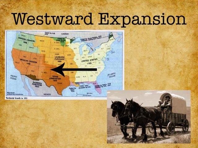 Westward Expansion  by Cait Pringle