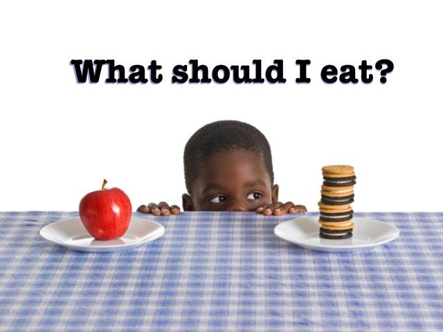 What Should I Eat ? by Mor Sondak