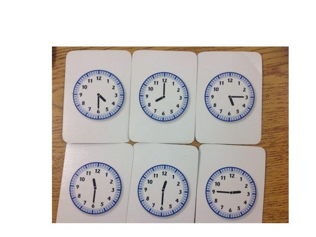 What Time Is It ?  #7 by Kieryn Franklin