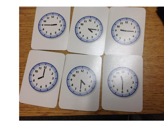 What Time Is It #10 by Melissa Kramer