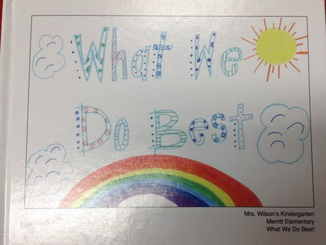 What We Do Best by Taylor Wilson