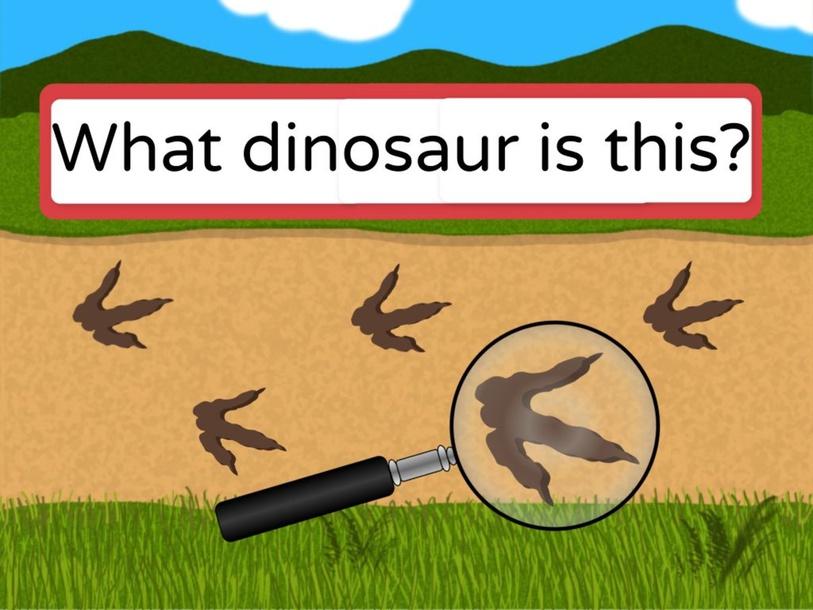 What Dinosaur is This? by Julianna Davidek