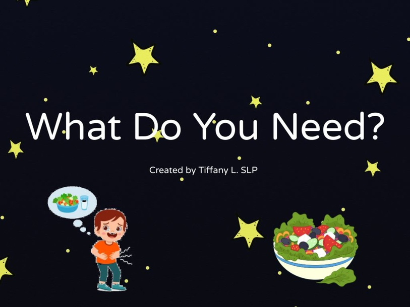 What Do You Need? Function Association by Tiffany Lin