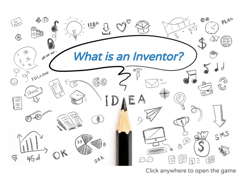 What is an Inventor? by Julio Pacheco