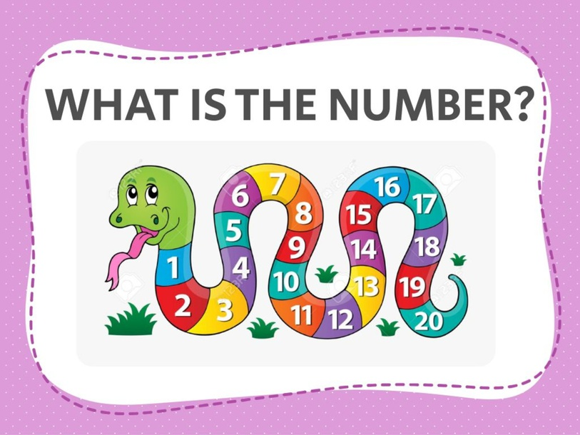 What is the number? (1-20) by Azzura Jasni